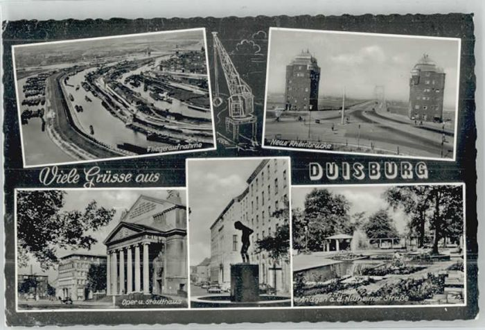 Duisburg Ruhr Duisburg  x / Duisburg /Duisburg Stadtkreis