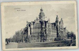 Leipzig Leipzig Neues Rathaus x / Leipzig /Leipzig Stadtkreis