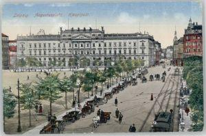 Leipzig Leipzig Augustusplatz * / Leipzig /Leipzig Stadtkreis