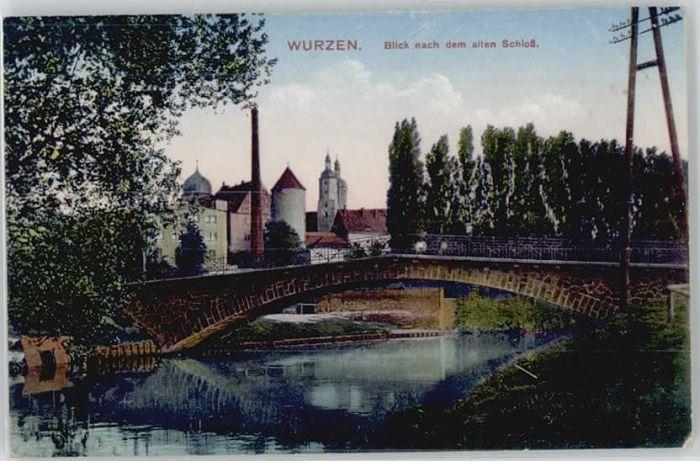 Wurzen Sachsen Wurzen Feldpost x / Wurzen /Leipzig LKR