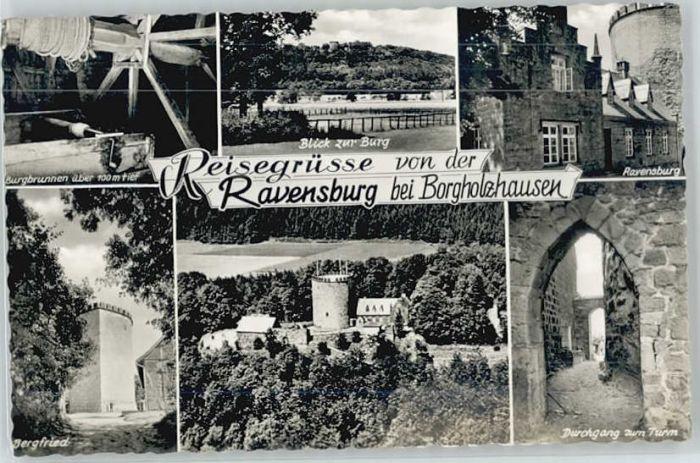 Borgholzhausen Borgholzhausen Restaurant Ravensburg * / Borgholzhausen /Guetersloh LKR