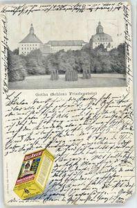 Gotha Thueringen Gotha Schloss Friedenstein x / Gotha /Gotha LKR