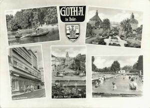 Gotha Thueringen Gotha  x / Gotha /Gotha LKR