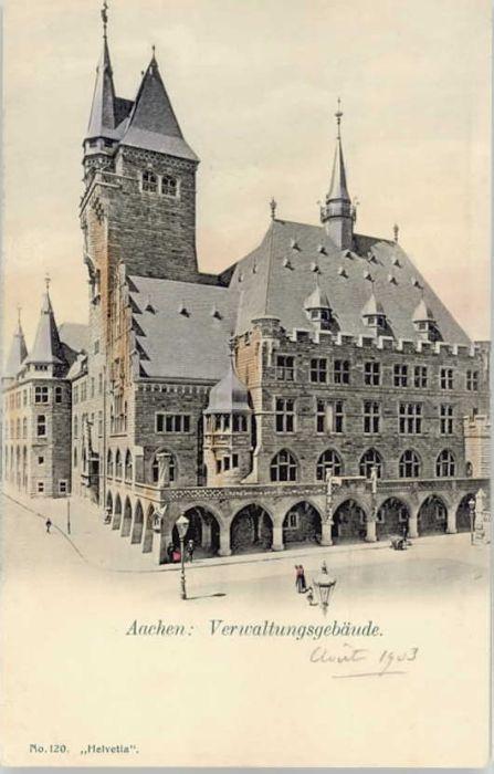 Aachen Aachen  * / Aachen /Aachen LKR