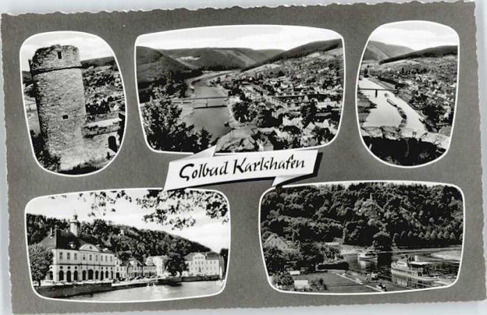 Bad Karlshafen Bad Karlshafen  * / Bad Karlshafen /Kassel LKR