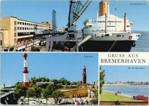 Bremerhaven Bremerhaven Columbusbahnhof Tiergrotten  x / Bremerhaven /Bremen Stadtkreis