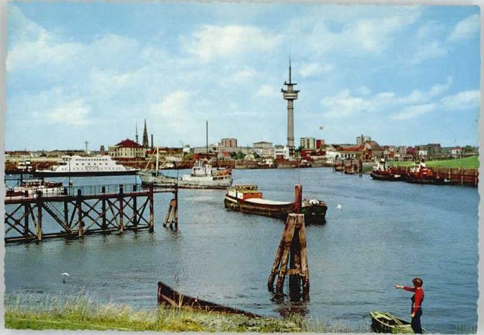 Bremerhaven Bremerhaven Radarturm * / Bremerhaven /Bremen Stadtkreis