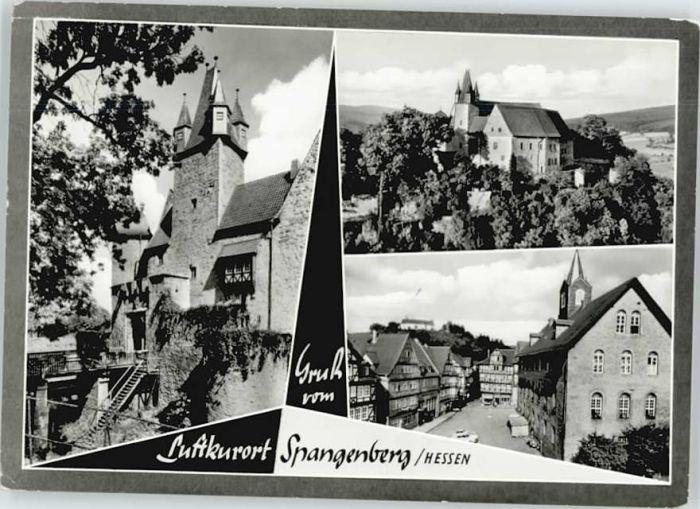 Spangenberg Hessen Spangenberg  x / Spangenberg /Schwalm-Eder-Kreis LKR