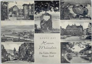 Hann. Muenden Hann. Muenden  * / Hann. Muenden /Goettingen LKR