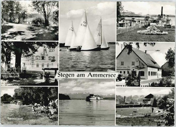 Stegen Ammersee Stegen Ammersee  x / Inning a.Ammersee /Starnberg LKR