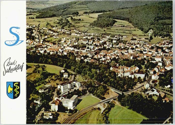 Bad Salzschlirf Bad Salzschlirf Fliegeraufnahme x / Bad Salzschlirf /Fulda LKR