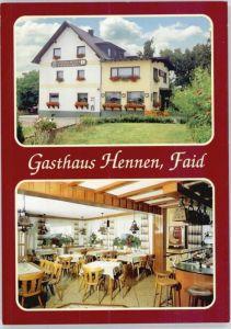 Faid Faid bei Cochem Gasthaus Pension Hennen * / Faid /Cochem-Zell LKR