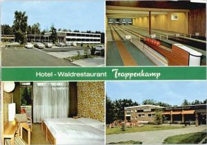 Bad Segeberg Bad Segeberg Hotel Trappenkamp * / Bad Segeberg /Segeberg LKR