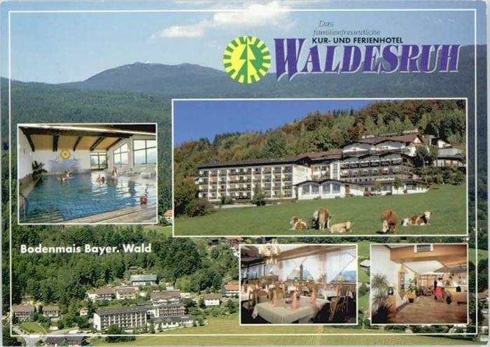 Bodenmais Bodenmais Hotel Waldesruh X Bodenmais Regen Lkr Nr