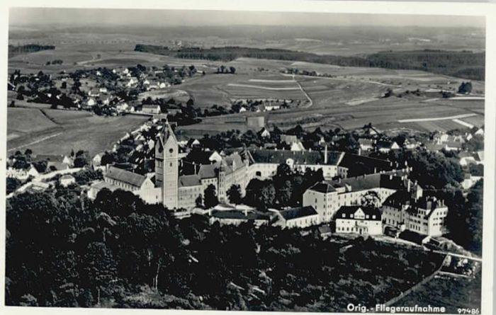 Scheyern Scheyern Kloster Fliegeraufnahme * / Scheyern /Pfaffenhofen LKR