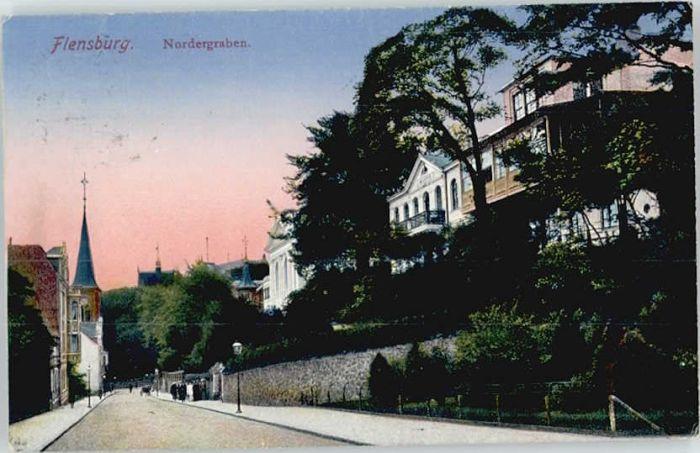 Flensburg Flensburg Nordergraben x / Flensburg /Flensburg Stadtkreis