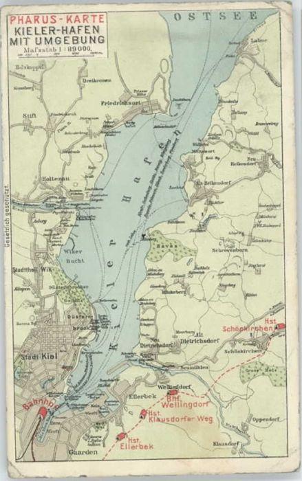 Kiel Kiel Hafen x / Kiel /Kiel Stadtkreis