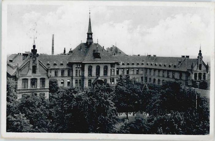 Halle Saale Halle Saale Krankenhaus Bergmannstrost x / Halle /Halle Saale Stadtkreis