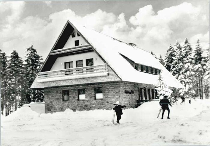 Friedrichroda Friedrichroda Heuberghaus * / Friedrichroda /Gotha LKR