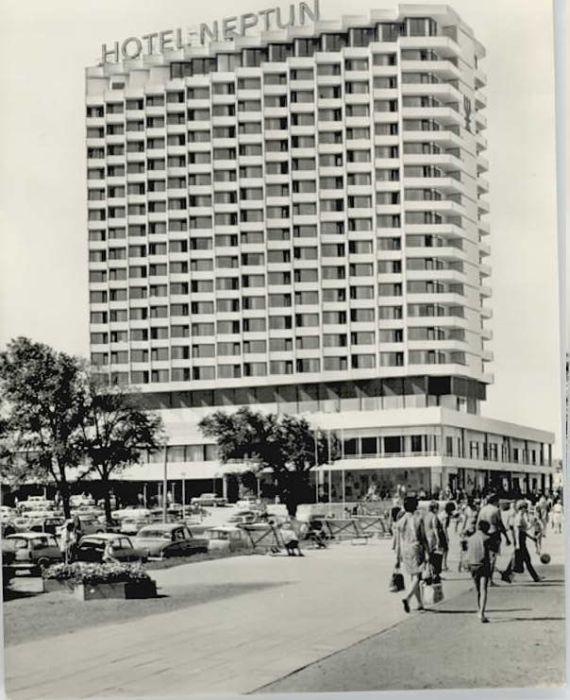 Warnemuende Ostseebad Warnemuende Rostock Hotel Neptun  * / Rostock /Rostock Stadtkreis