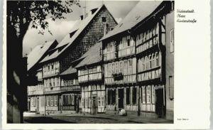 Duderstadt Duderstadt Obere Hinterstrasse * / Duderstadt /Goettingen LKR