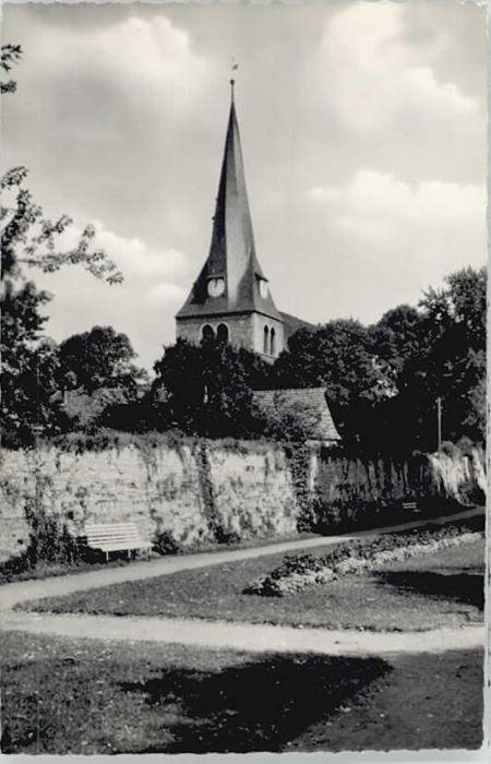 Northeim Northeim St. Sixti-Kirche * / Northeim /Northeim LKR