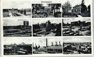 Oberhausen Oberhausen Hauptbahnhof Schloss Grillopark x / Oberhausen /Oberhausen Stadtkreis