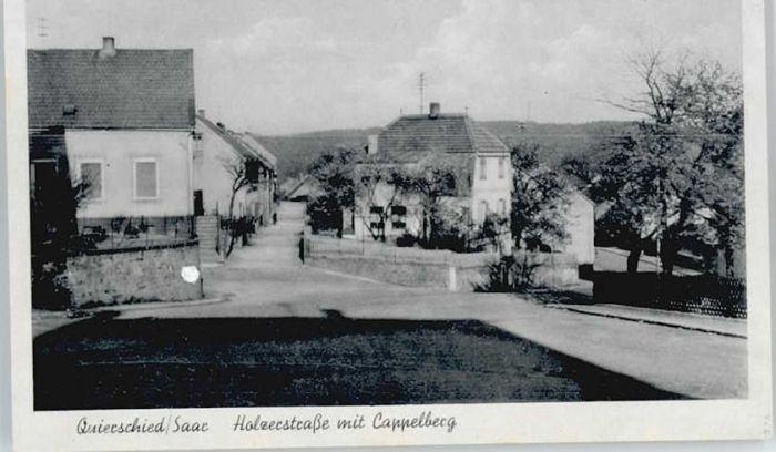 Quierschied Quierschied Holzerstrasse Cappelberg * / Quierschied /Saarbruecken Stadtkreis