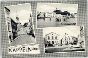 Kappeln Schlei Kappeln Schlei  * / Kappeln /Schleswig-Flensburg LKR