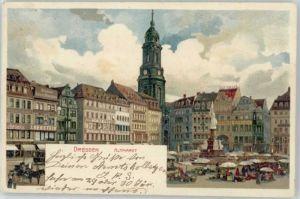 Dresden Dresden Altmarkt   x / Dresden Elbe /Dresden Stadtkreis