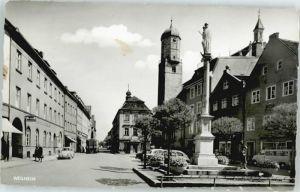 Weilheim Oberbayern Weilheim Oberbayern Marienplatz x / Weilheim i.OB /Weilheim-Schongau LKR