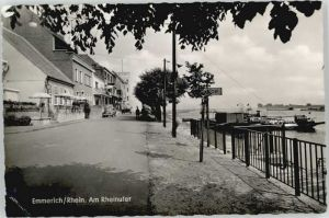 Emmerich Rhein Emmerich Rhein Rheinufer x / Emmerich am Rhein /Kleve LKR