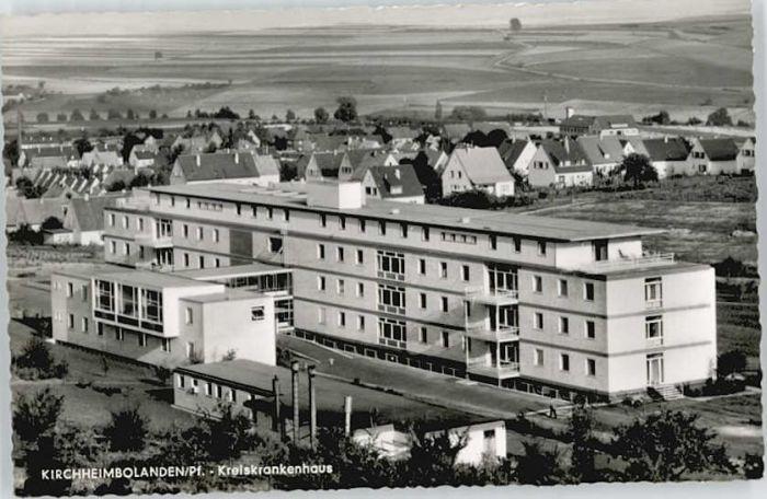 Kirchheimbolanden Kirchheimbolanden Kreiskrankenhaus * / Kirchheimbolanden /Donnersbergkreis LKR