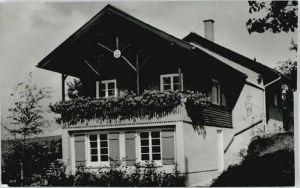 Langenau Wuerttemberg Langenau Naturfreundehaus  * / Langenau /Alb-Donau-Kreis LKR