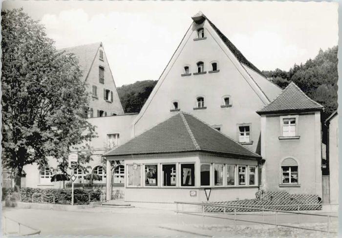 Happurg Happurg Gasthof Schwarzes Ross x / Happurg /Nuernberger Land LKR