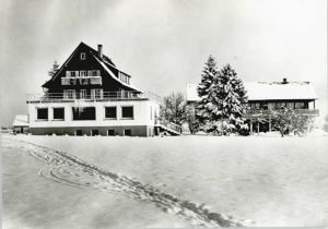 Herzogsweiler Herzogsweiler Cafe Pension Sonnenschein * / Pfalzgrafenweiler /Freudenstadt LKR