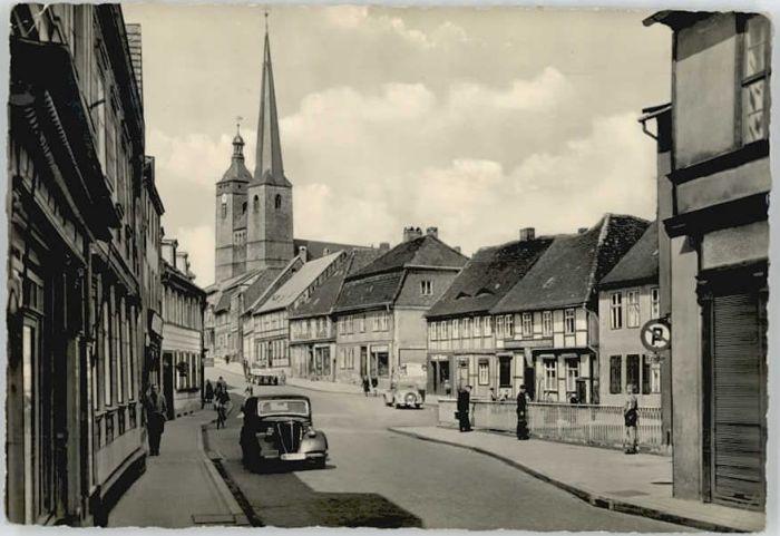 Burg Magdeburg Burg Magdeburg Breiter Weg x / Burg /Jerichower Land LKR