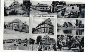 Hitzacker Elbe Hitzacker Jugendherberge Markt Loenshof Zollhaus * / Hitzacker (Elbe) /Luechow-Dannenberg LKR