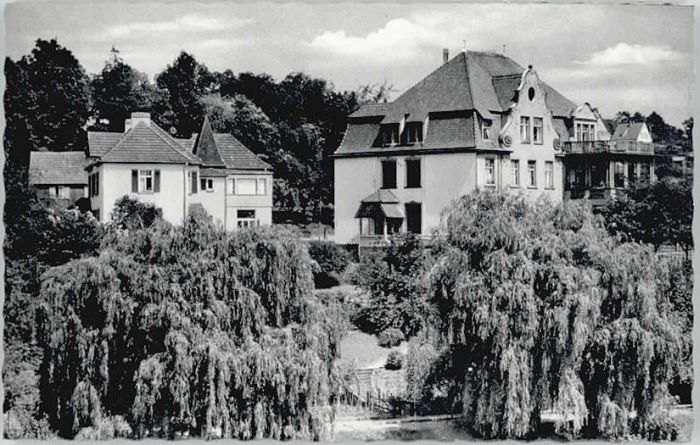 Witzenhausen Witzenhausen Haus Salem * / Witzenhausen /Werra-Meissner-Kreis LKR