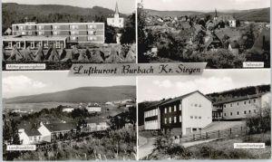 Burbach Burbach Muettergenesungsheim Jugendherberge * / Burbach /Siegen-Wittgenstein LKR