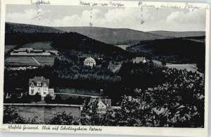 Geisweid Geisweid Klafeld Erholungsheim Patmos x / Siegen /Siegen-Wittgenstein LKR