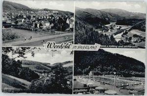 Werdohl Werdohl Freibad x / Werdohl /Maerkischer Kreis LKR