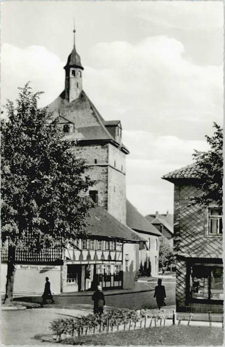 Salzgitter Salzgitter Kirche   * / Salzgitter /Salzgitter Stadtkreis