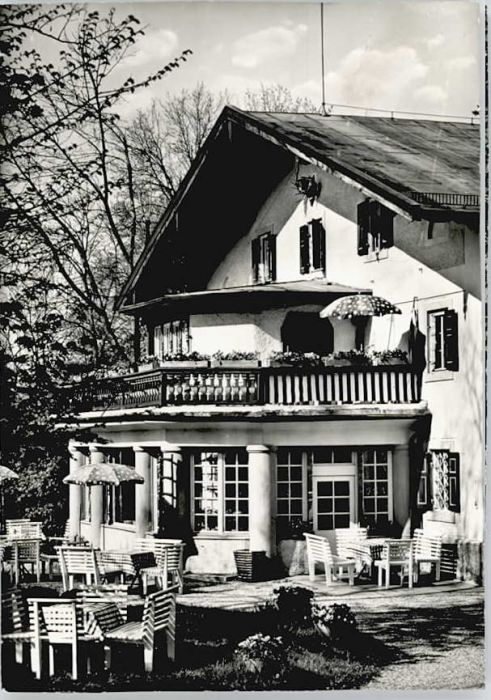 Feldkirchen-Westerham Feldkirchen-Westerham Erholungsheim Hohenfried * / Feldkirchen-Westerham /Rosenheim LKR