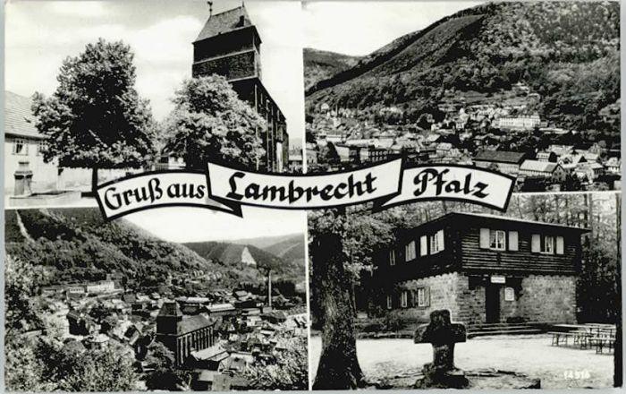 Lambrecht Lambrecht  x / Lambrecht (Pfalz) /Bad Duerkheim LKR