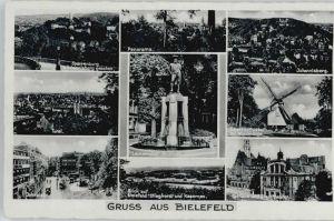 Bielefeld Bielefeld Sparrenburg Jahnplatz Johannisberg * / Bielefeld /Bielefeld Stadtkreis