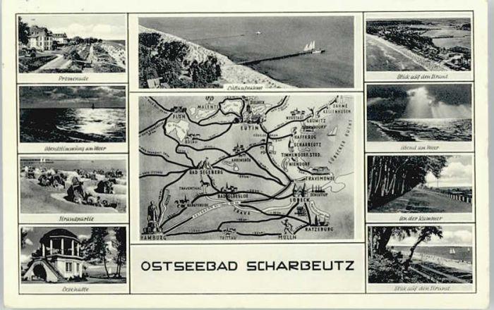 Scharbeutz Ostseebad Scharbeutz  x / Scharbeutz /Ostholstein LKR