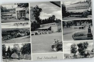 Bad Schwalbach Bad Schwalbach  x / Bad Schwalbach /Rheingau-Taunus-Kreis LKR