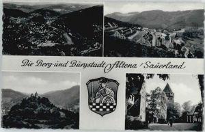 Altena Lenne Altena  * / Altena /Maerkischer Kreis LKR