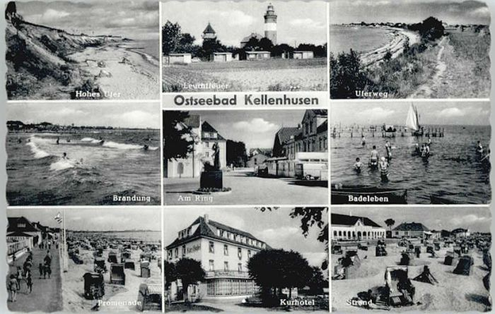 Kellenhusen Ostseebad Kellenhusen Ostsee  x / Kellenhusen (Ostsee) /Ostholstein LKR